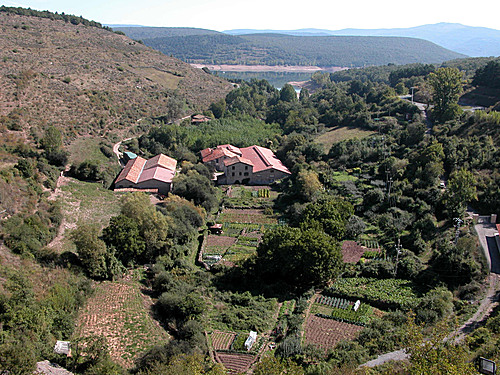 ORTIGOSA DE CAMEROS (Camero Nuevo). La Rioja. 2006. 19. La antigua aldea Los Molinos.