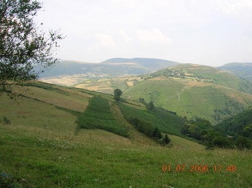 Vistas de la zona de villaspasantes