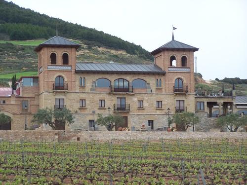 Palacio Villamayor de Monjardin(Navarra)