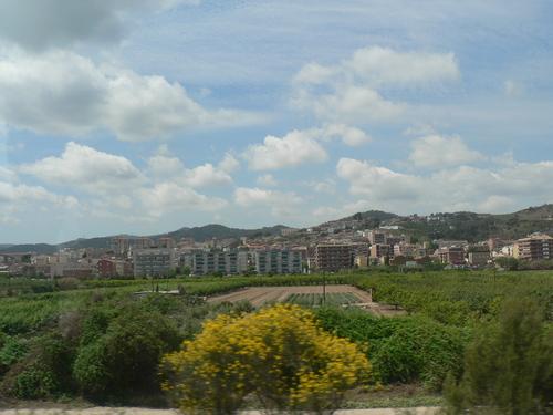 Outskirts of Barcelona