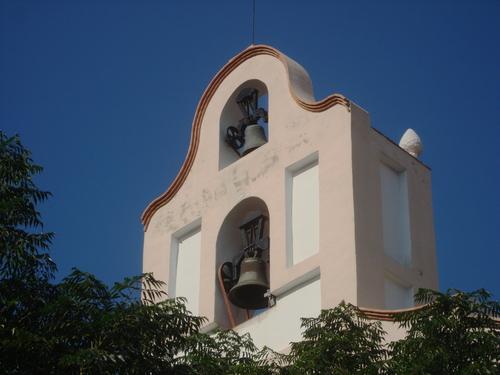 Campanar de la Església de Sant Pere Apostol, Pinet