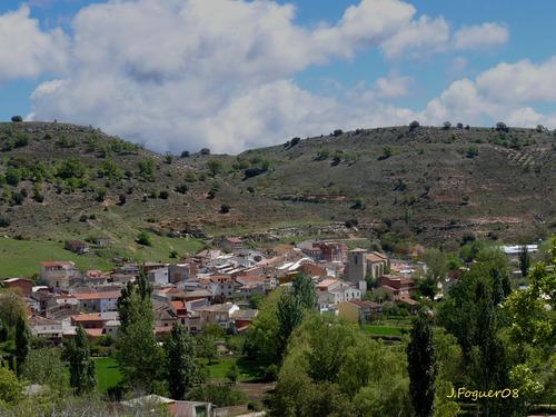 Valdesaz, Primavera.