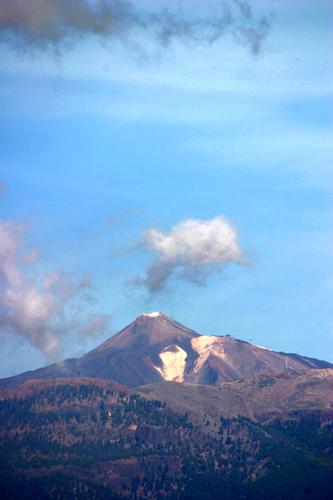 Teide desde Costa del Silencio-5. Tenerife.