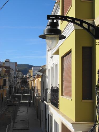 Avinguda de Jaume I. Pego