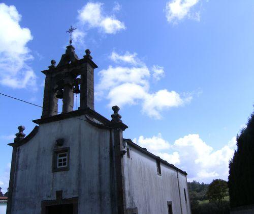 IGLESIA STA. MARIA DE BARDAOS