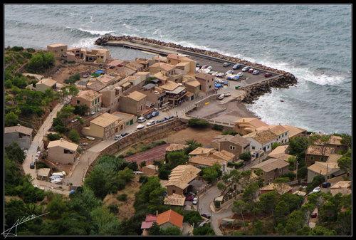 Cala Valldemossa - Mallorca - Buy a print in - http://cafate.blogspot.com/