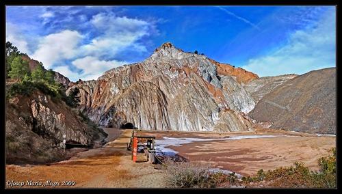 Cardona - La muntanya de sal
