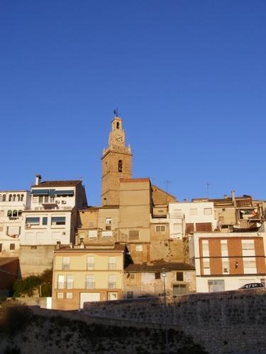 Panorámica-Albaida (Valencia)