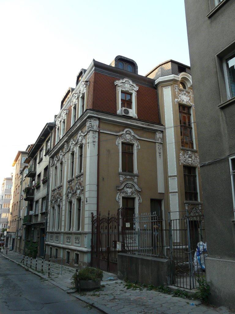 Сграда на ул.Дунав