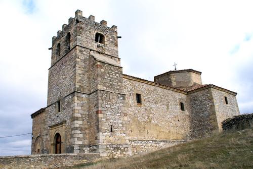 Iglesia de Tortonda