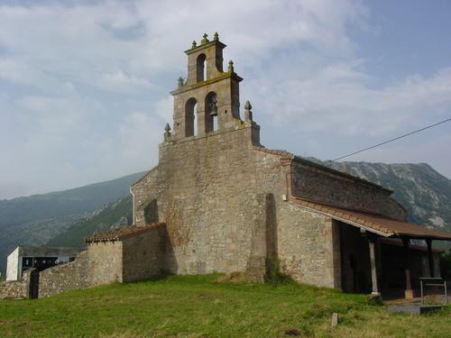 Església de San Facundo - Obeso - Puentenansa (Cantàbria)