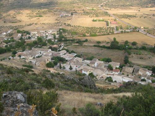 vista desde el cerro del castillo 1