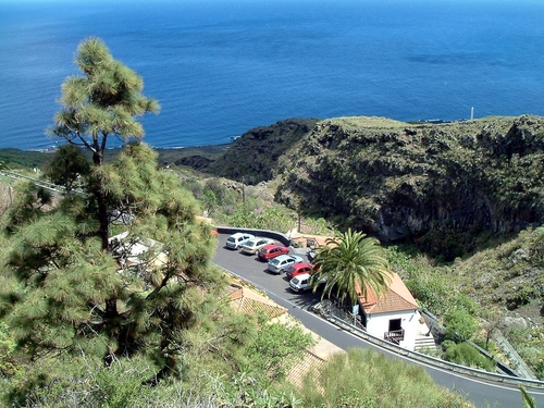 Spain - Canary Islands - La Palma - Cueva de Belmaco - Stone Age caves