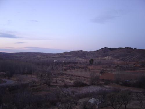 La vega de San Martín del Río