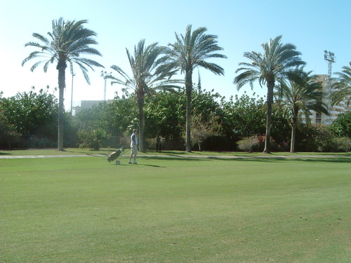 Golfing Mar Menor