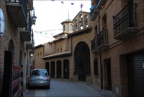 Ermita de la Virgen del Plu (Marcilla, 13-10-2012)