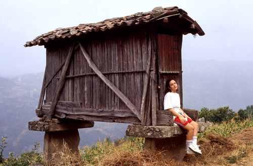 Pombeiro (Valle del Miño). Jul 96