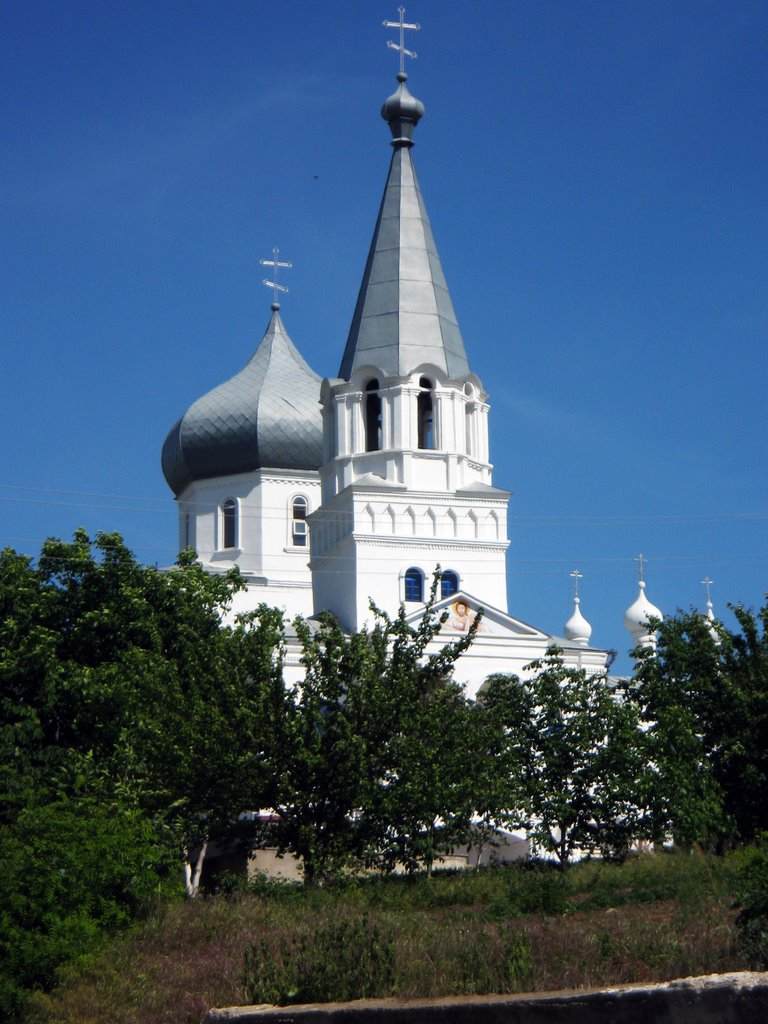 Monastery - Entrance
