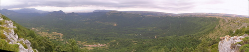 Valle de Caderechas