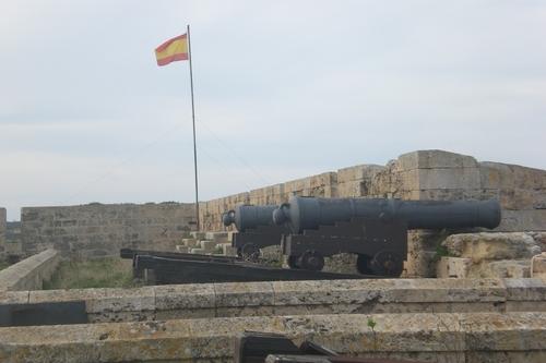 fortaleza española es mercadal