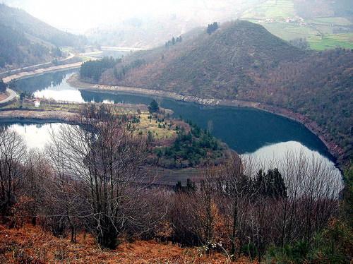 Embalse de la Barca, Tineo, Asturias