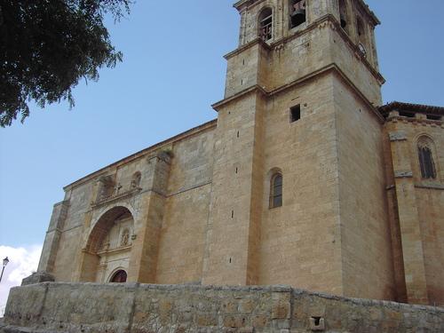 Iglesia Parroquial S-XVII - Olmedillo de Roa (Burgos)