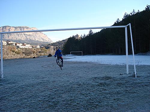 futbol a pedales