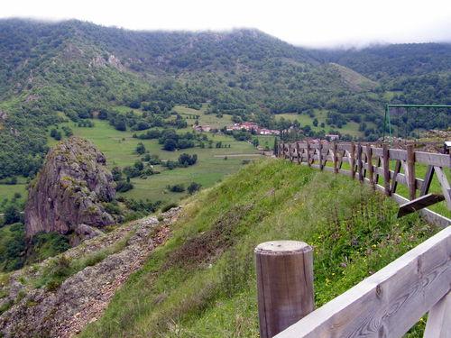 Mirador de Peñallana - Villaverde (Vega de Liébana - España) - Junio 2008