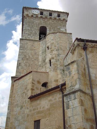 Iglesia de Tortoles de Esgueva (Burgos)