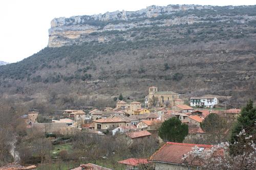 Escalada, Valle De Sedano (Burgos)