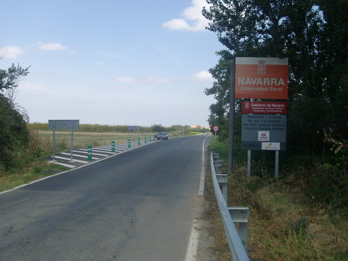 Frontera Aragón-Navarra