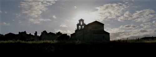 Perfil Iglesia, San Pelayo (Valladolid)