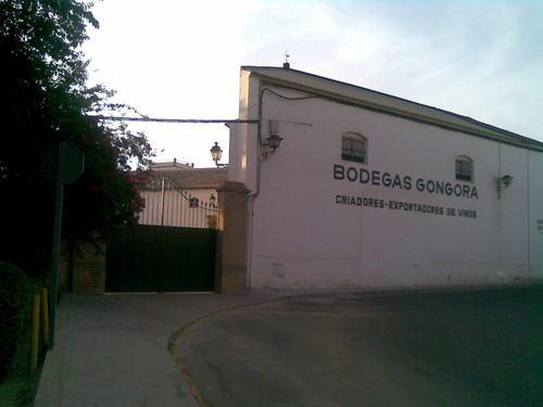 Bodegas Gongora.