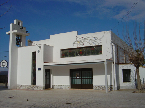 Parroquia de San Isidro Labrador Pozo Aledo