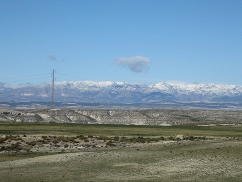 Landscape from Amarguilla