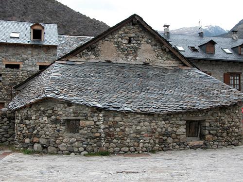 ERILL LA VAL (Provincia de Lleida). Valle de Boí-Taüll.