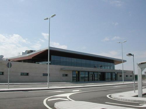 aeropuerto burgos