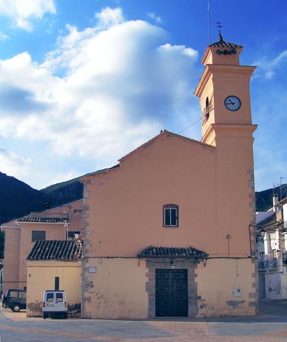 iglesia de torrechiva
