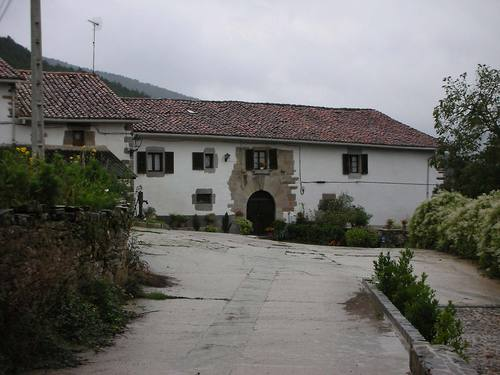 Akerreta. Camino de Santiago