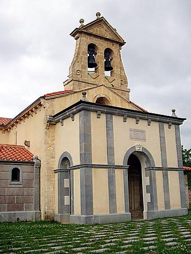 Iglesia de San Juan de Priorio, Oviedo, Asturias