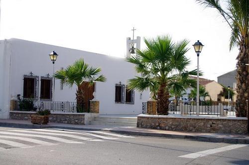 La Alfoquía. Plaza Virgen del Carmen