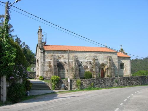 Iglesia de San Miguel de Pexegueiro