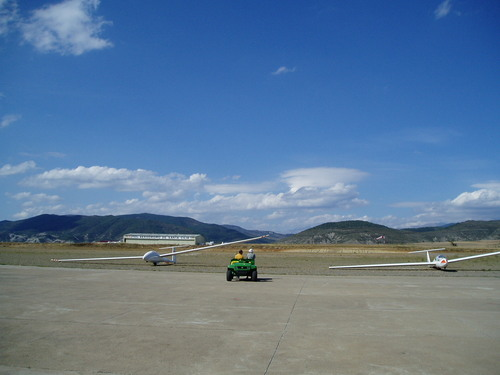 Aeródromo de Santa Cilia. 20080908
