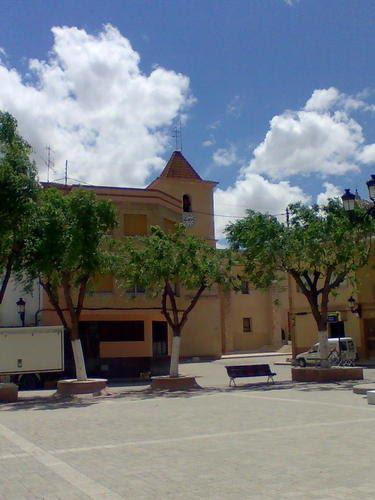 plaza Valdeganga