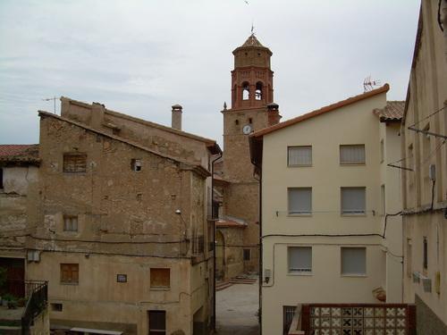 Torre Iglesia de San Nicolás de Bari
