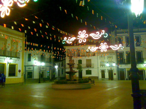 Plaza del Jamon