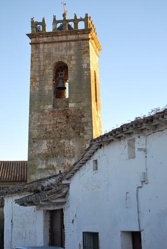 Torre de la Iglesia de Usanos