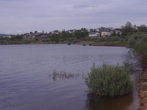 Vista de Sandín