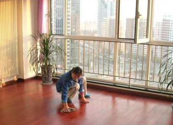 上海装修后精保洁