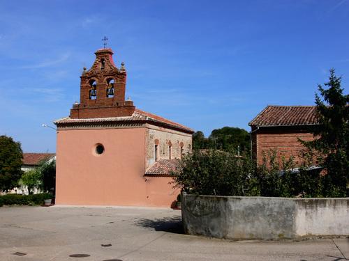 GALLINERO DE RIOJA (Valle del Oja). 2006. 06. Iglesia de San Juan Evangelista (sXIX).